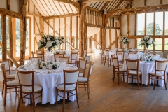 Martyn and Luke 18th September 2018 - Table Centres
