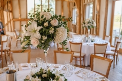 Martyn and Luke September 2018 - Table Centres Close Up