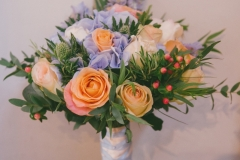 Claire and Stephen September 2016 - Bridal Bouquet