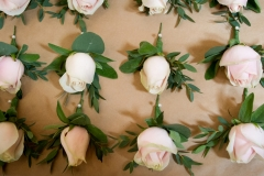 Becki and Matt August 2018 - Buttonholes